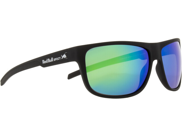 Red Bull SPECT Loom Sunglasses black/smoke-green